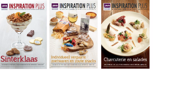 JAVA Foodservice magazines - folders