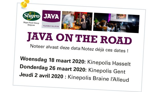 JAVA ON THE ROAD 2020