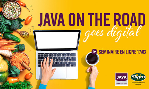 JAVA ON THE ROAD goes digital séminaire en ligne